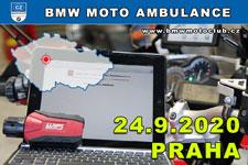 BMW MOTO AMBULANCE - 24.9.2020 - kliknutím na fotku zobrazíte článek