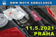 BMW MOTO AMBULANCE - 11.5.2021 - kliknutím na fotku zobrazíte článek