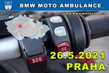 BMW MOTO AMBULANCE - 26.5.2021 - kliknutím na fotku zobrazíte článek