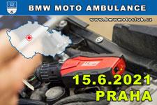 BMW MOTO AMBULANCE - 15.6.2021 - kliknutím na fotku zobrazíte článek